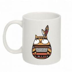 Кружка 320ml Ethnic owl 2