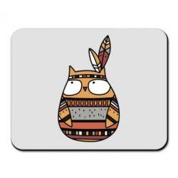 Коврик для мыши Ethnic owl 2
