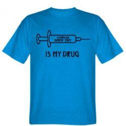 Чоловіча футболка Це мій друг