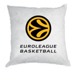 Подушка Euroleague Basketball