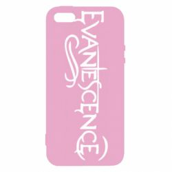 Чехол для iPhone5/5S/SE evanescence - FatLine
