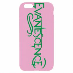 Чехол для iPhone 6/6S evanescence - FatLine