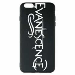 Чехол для iPhone 6 Plus/6S Plus evanescence - FatLine