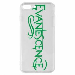 Чехол для iPhone 8 Plus evanescence - FatLine