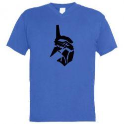 Чоловіча футболка з V-подібним вирізом Євангеліо