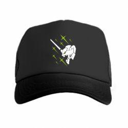 Кепка-тракер Evangelion head