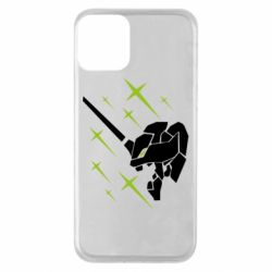 Чохол для iPhone 11 Evangelion head