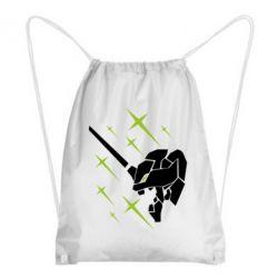 Рюкзак-мішок Evangelion head