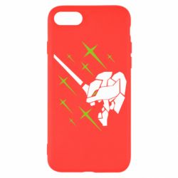 Чохол для iPhone 7 Evangelion head