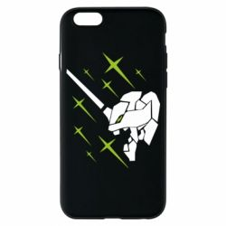 Чохол для iPhone 6/6S Evangelion head