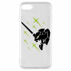 Чохол для iPhone 8 Evangelion head