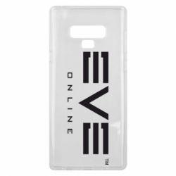 Чехол для Samsung Note 9 EVE Online