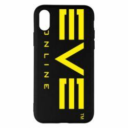 Чехол для iPhone X/Xs EVE Online