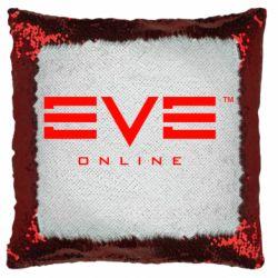 Подушка-хамелеон EVE Online