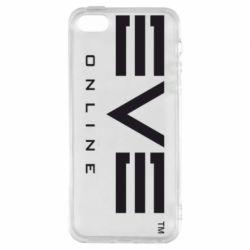 Чехол для iPhone5/5S/SE EVE Online