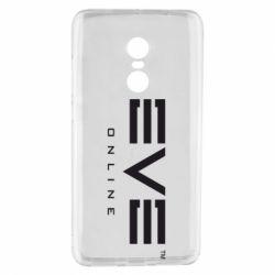 Чехол для Xiaomi Redmi Note 4 EVE Online
