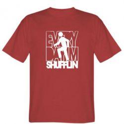 Чоловіча футболка every day i'm shuffling