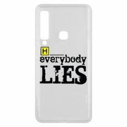 Чехол для Samsung A9 2018 Everybody LIES House