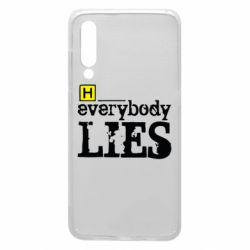 Чехол для Xiaomi Mi9 Everybody LIES House