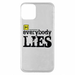 Чехол для iPhone 11 Everybody LIES House
