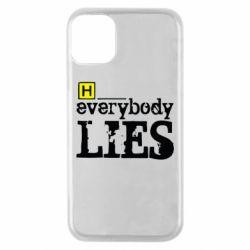 Чохол для iPhone 11 Pro Everybody LIES House