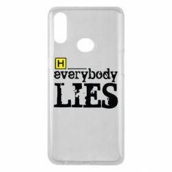 Чехол для Samsung A10s Everybody LIES House