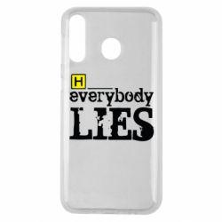 Чехол для Samsung M30 Everybody LIES House
