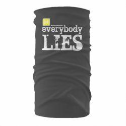 Бандана-труба Everybody LIES House