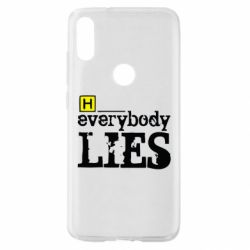 Чехол для Xiaomi Mi Play Everybody LIES House