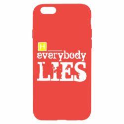 Чехол для iPhone 6/6S Everybody LIES House