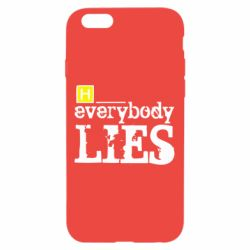 Чохол для iPhone 6/6S Everybody LIES House