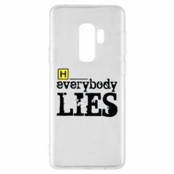Чехол для Samsung S9+ Everybody LIES House