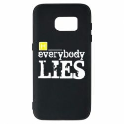 Чехол для Samsung S7 Everybody LIES House
