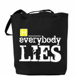 Сумка Everybody LIES House - FatLine