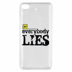 Чехол для Xiaomi Mi 5s Everybody LIES House