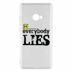 Чехол для Xiaomi Mi Note 2 Everybody LIES House