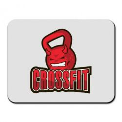 Коврик для мыши Evil Dumbbell CrossFit - FatLine