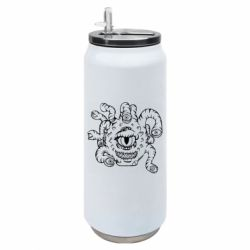 Термобанка 500ml Evil eye Dungeons & Dragons