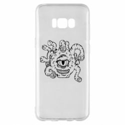 Чехол для Samsung S8+ Evil eye Dungeons & Dragons