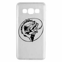 Чехол для Samsung A3 2015 Evil fish