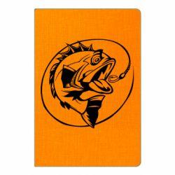 Блокнот А5 Evil fish