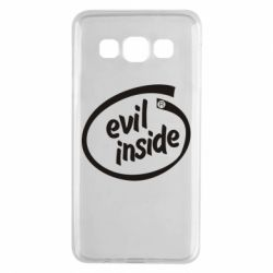 Чехол для Samsung A3 2015 Evil Inside