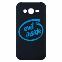 Чехол для Samsung J5 2015 Evil Inside