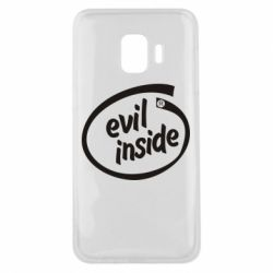 Чохол для Samsung J2 Core Evil Inside