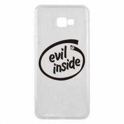 Чехол для Samsung J4 Plus 2018 Evil Inside