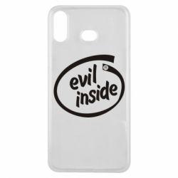 Чохол для Samsung A6s Evil Inside
