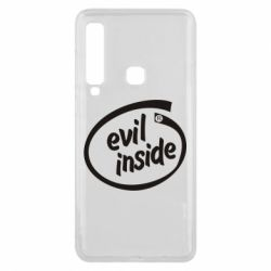 Чехол для Samsung A9 2018 Evil Inside