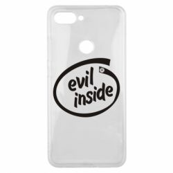 Чохол для Xiaomi Mi8 Lite Evil Inside