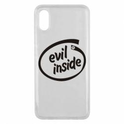 Чохол для Xiaomi Mi8 Pro Evil Inside