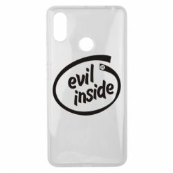 Чохол для Xiaomi Mi Max 3 Evil Inside